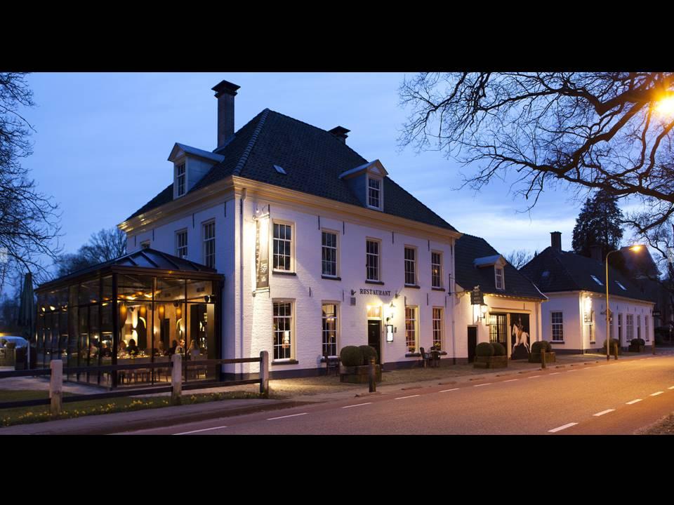 Ontwerp tot realisatie Hotel restaurant Het Witte Paard